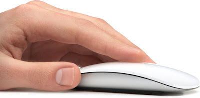apple, magic mouse, multitouch