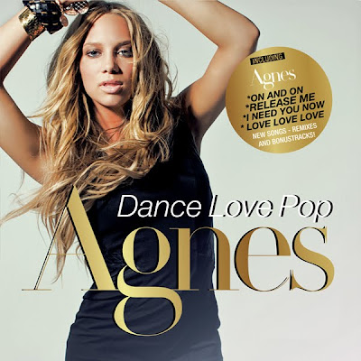 agnes, dance love pop, cover