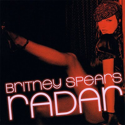 britney spears, radar, single cover