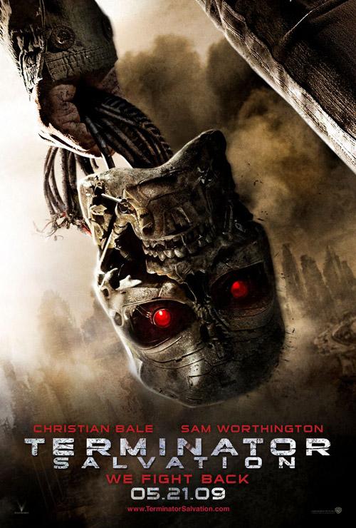 terminator salvation, poster, locandina