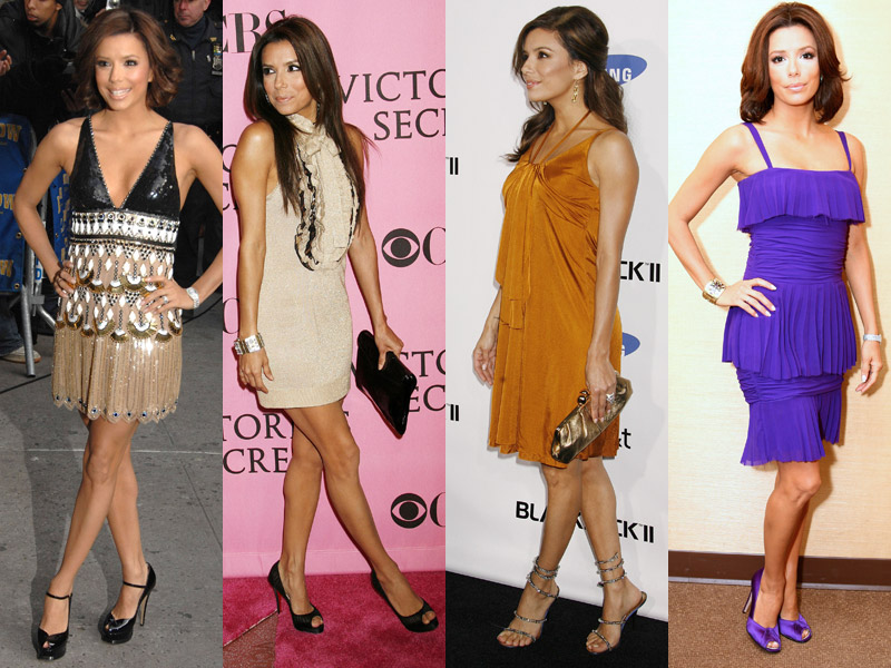 eva longoria, red carpet, look