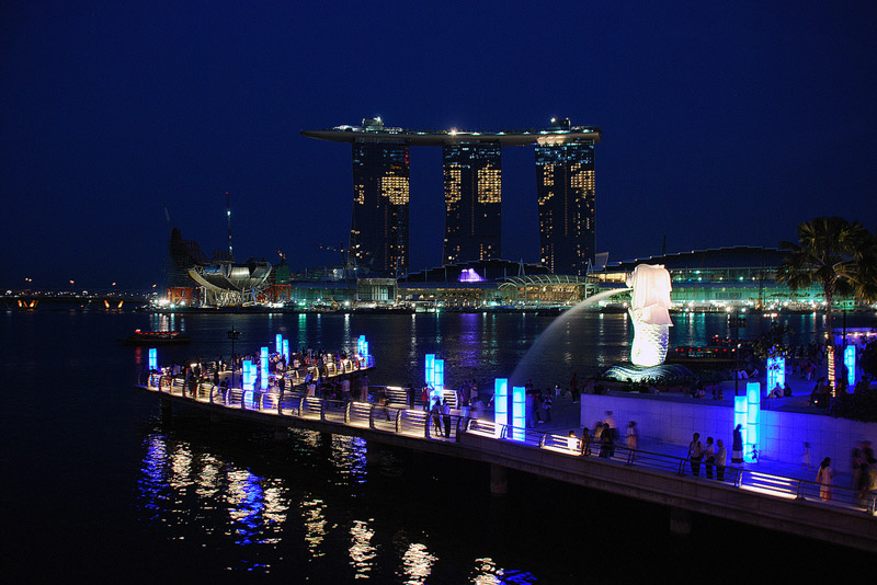 singapore, marina bay sands, resort, hotel