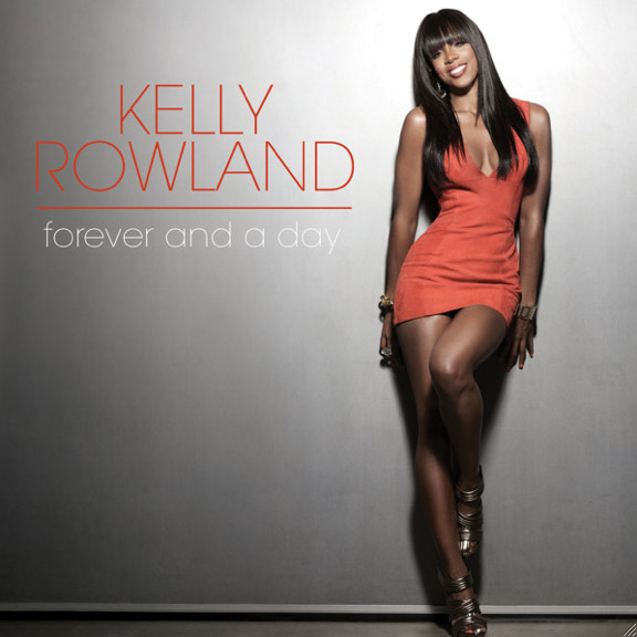 kelly rowland, forever and now, copertina