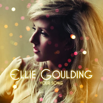 ellie goulding, your song, cover, cpertina