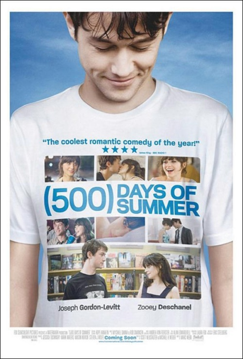 500 giorni insieme, film, locandina