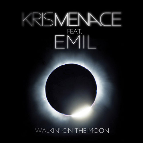 kris menace, emil, walkin on the moon