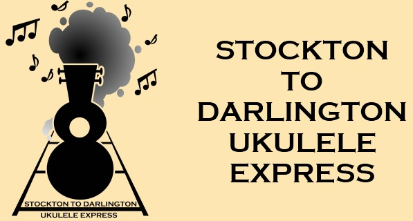 Stockton to Darlington Ukulele Express