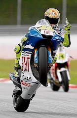 Rossi el mejor piloto de la Historia