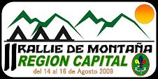 II Rallie de Montaña