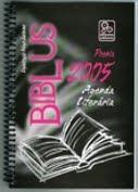 AGENDA LITERÁRIA - 'BIBLUS'