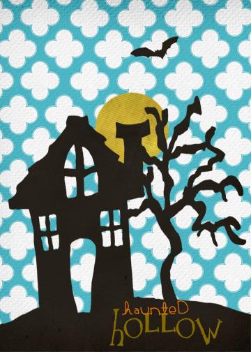 halloween art freebie