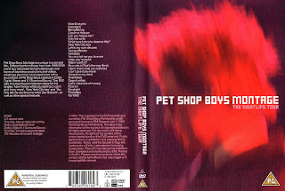 Pet Shop Boys - Montage - The Nightlife Tour