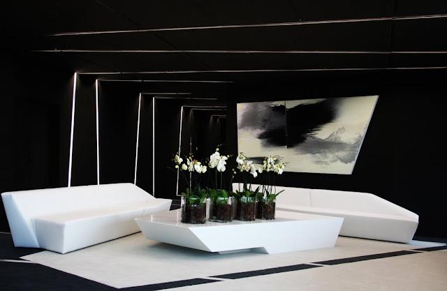 Daniel paya dise o de interiores arquitectura y for Interiores de oficinas modernas