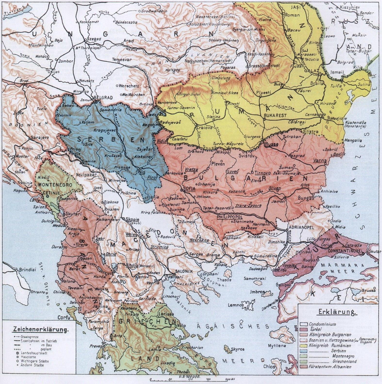 pindus mountains europe map