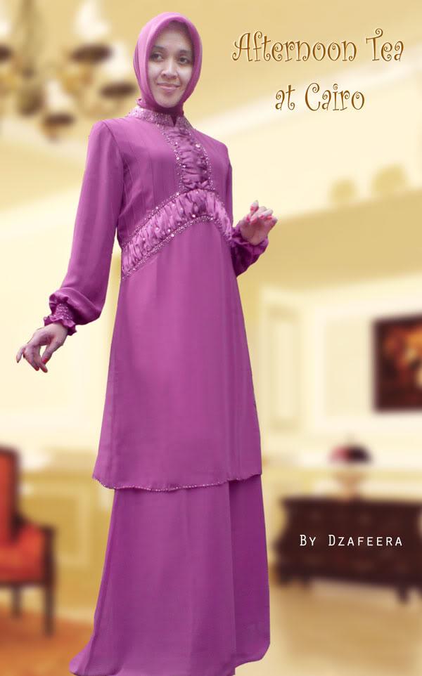 Century Trend Clothes Model Baju Gamis Murah Wanita Muslimah