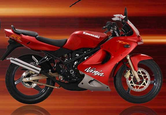Kawasaki Ninja Rr 150. Kawasaki Ninja Rr 150cc.