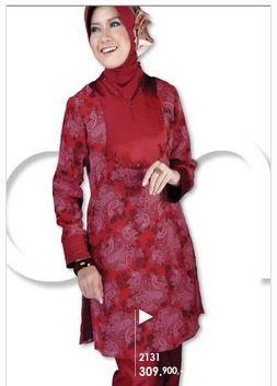 Busana Baju Muslim Jilbab Wanita Kaos Muslimah ~ Busana