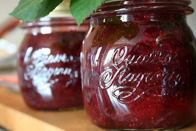 marmellata, fragole, fragoline, mirtilli