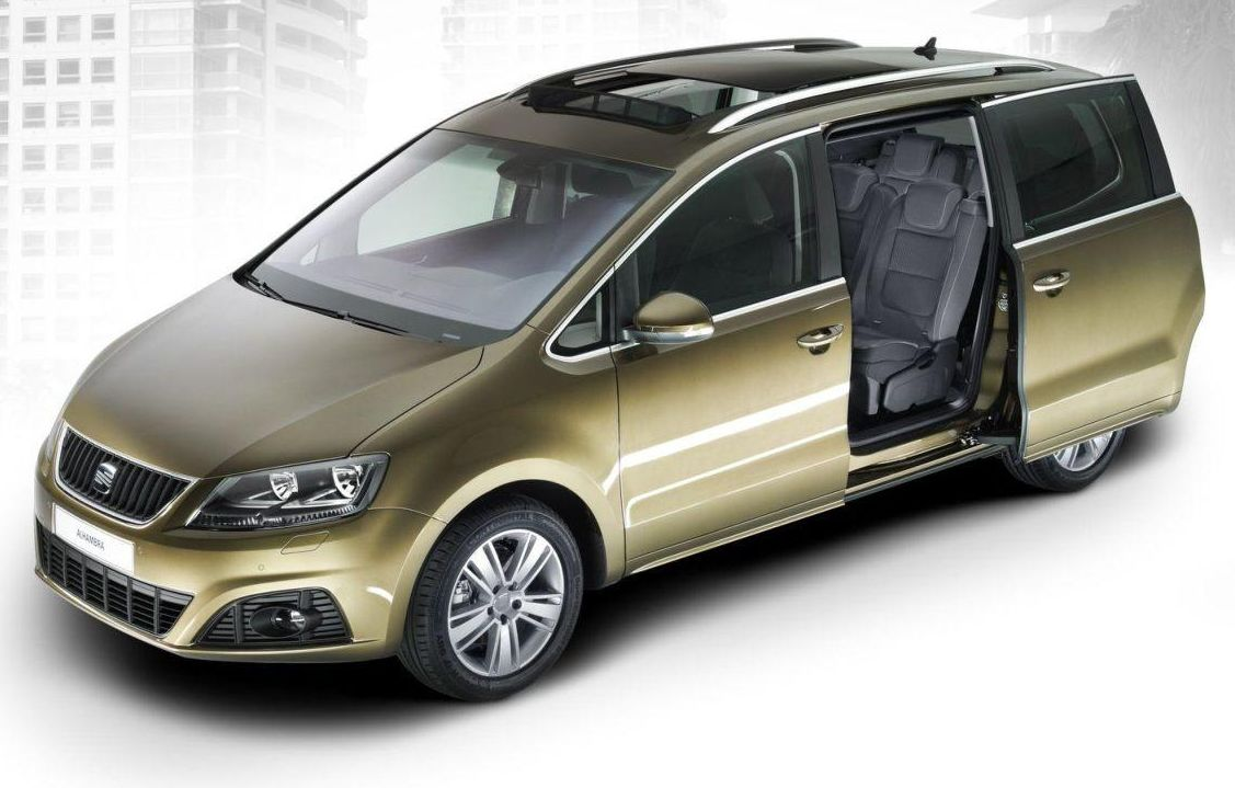 agamemnon seat alhambra. Black Bedroom Furniture Sets. Home Design Ideas