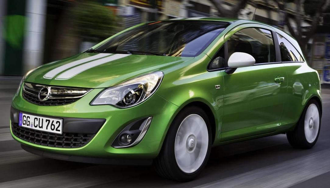 Agamemnon: Opel Corsa