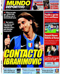 PORTADA DE MUNDO DEPORTIVO