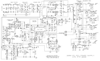 telemastoras gr here i bring you wiring diagram of pcs power supply of dtk company this power supply has atx design and 200w performance i was draw diagram