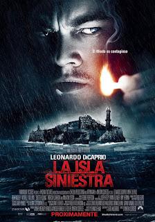 La Isla Siniestra (Shutter Island) Poster
