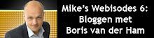 Webisode 06: Bloggen met Boris vd Ham