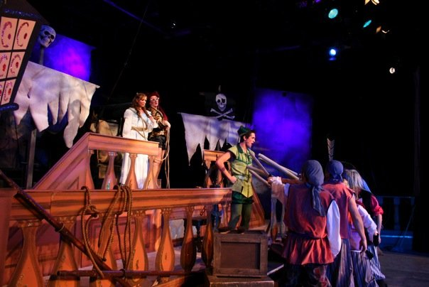 :: A Few Pics From Peter Pan!