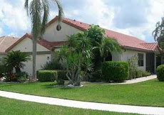 SOLD: 3/2 in Boca Woods with pool and lake view... a beauty!