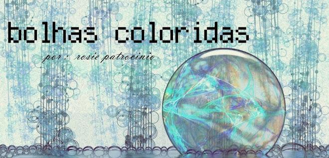 Bolhas Coloridas