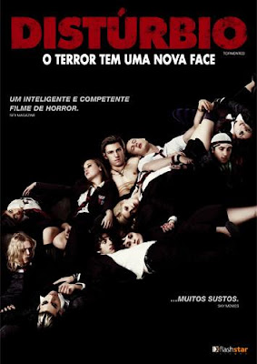 Filme Poster Disturbio DVDRip XviD Dual Audio