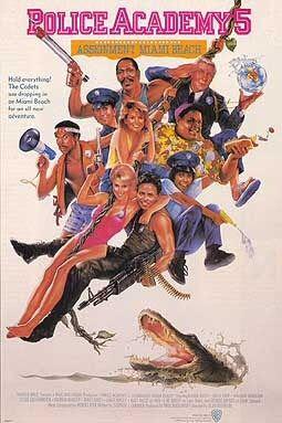 loucademia de policia 5 poster01 Loucademia de Policia 5   Dublado – Filme Online