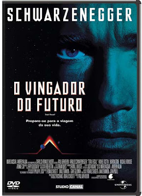 O Vingador do Futuro DVDRip XviD & RMVB Dublado