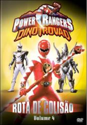Baixe imagem de Power Ranger Dino Trovão Vol.4: Rota de Colisão (Dual Audio) sem Torrent