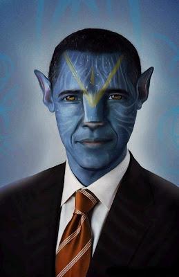 Barack Obama avatar
