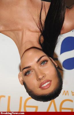 elton john upside down photoshoped celebrity