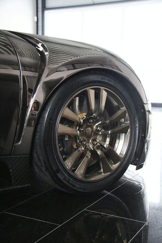 Mansory Bugatti Veyron Linea Vincero pictures wheel