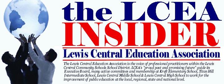 THE LCEA INSIDER