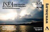 ISEA Access Card