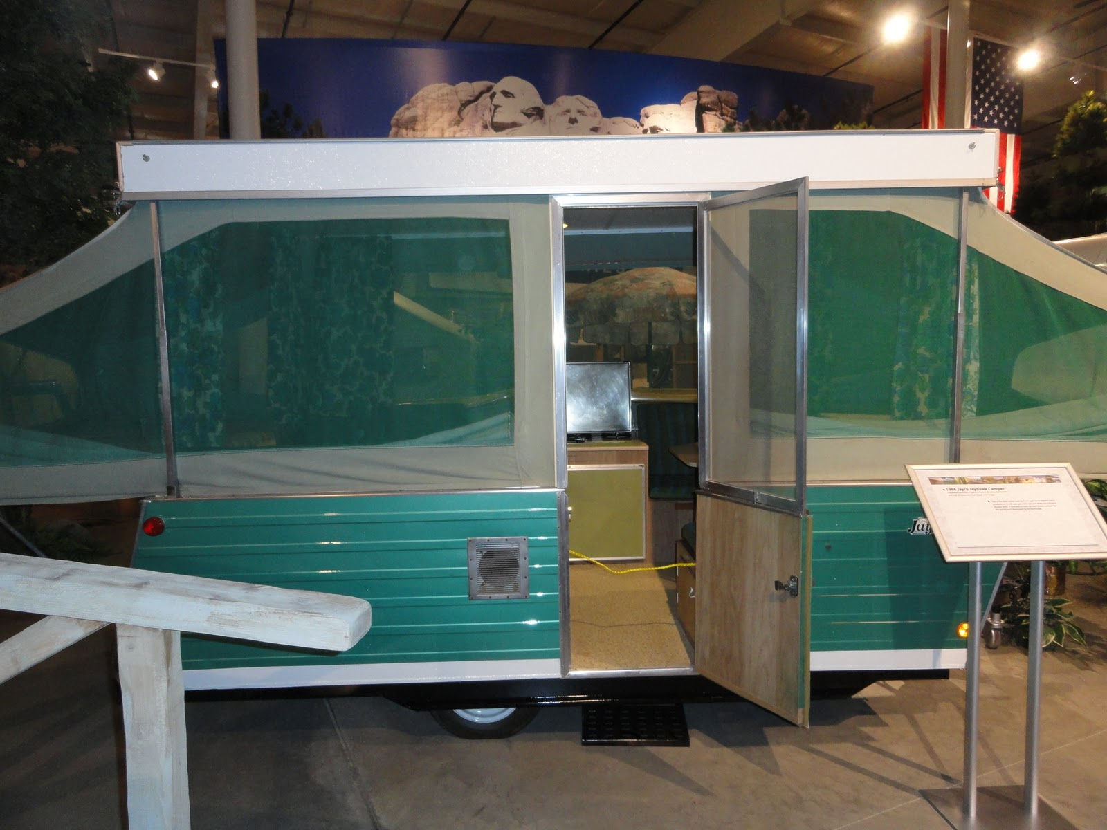 New Quirky Attraction RV Hall Of Fame  Quirky Travel Guy
