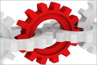 Generating inbound links using social media