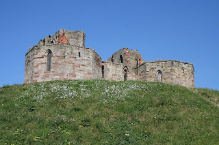 Stafford Castle: In Stafford, which is a media hub you know?