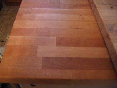 Dishwasher Countertop Moisture Barrier : youre doing a cooktop in the butcher block, you need a heat barrier ...