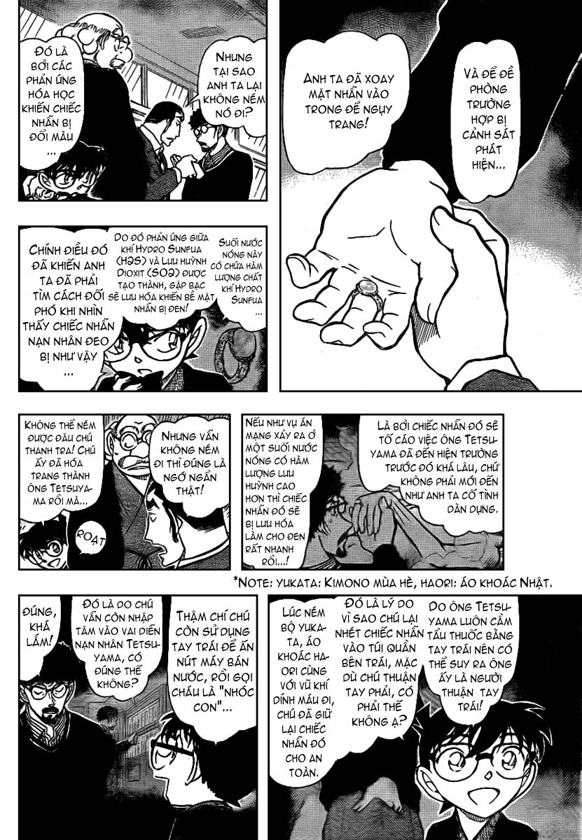 Conan-Thám Tử Lừng Danh trang 12