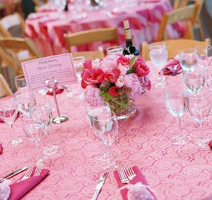 Wedding Reception Themes