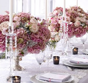 Pink Wedding Reception Decorations Ideas | Wedding Ideas Picture ...