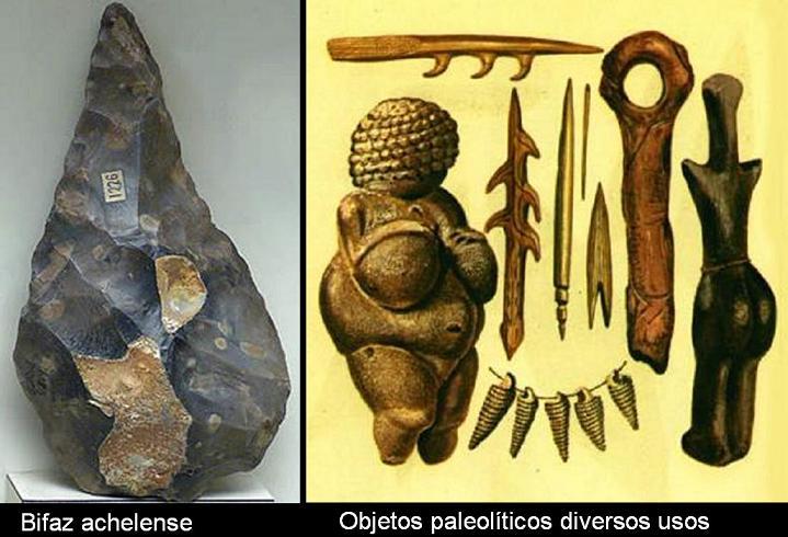 El arte mobiliar paleolítico