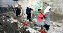 Palestinian School children