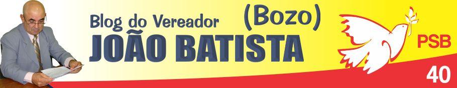 Vereador Bozo - PSB